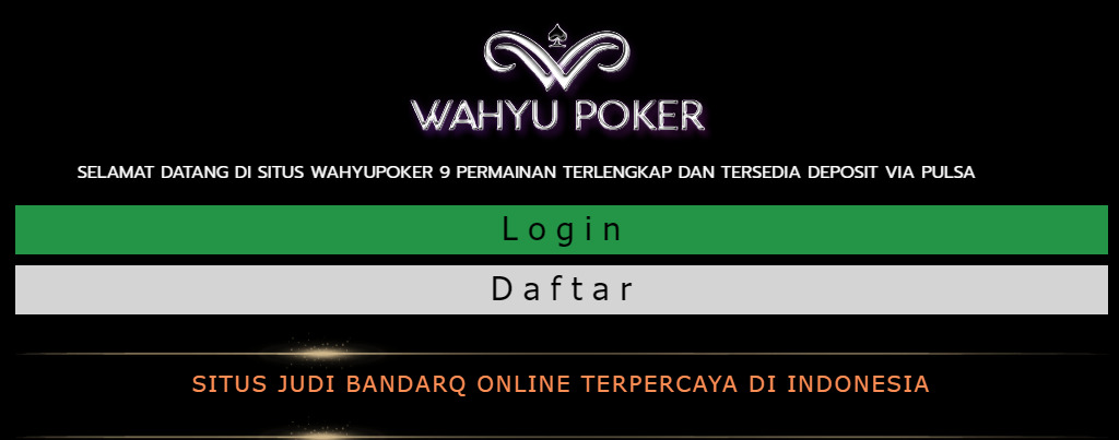 Pelajaran Poker